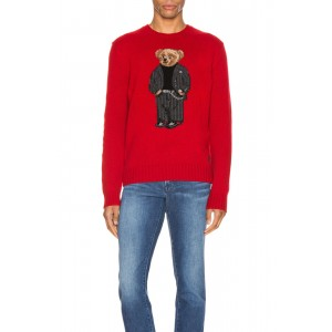 Wool Blend Icon Sweater