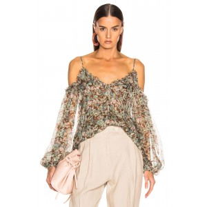 Floral Meadow Top