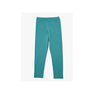 John Lewis & Partners Girls Basic Leggings, Teal