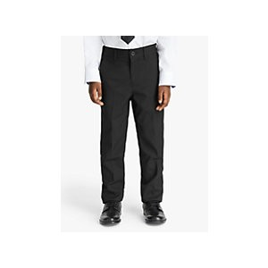 John Lewis & Partners Heirloom Collection Boys Suit Trousers, Black