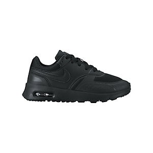 Nike Childrens Air Max Vision PS Trainers, Black