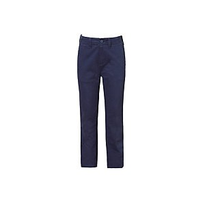 John Lewis & Partners Heirloom Collection Boys Chino Suit Trousers, Blue