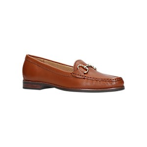 Carvela Comfort Click 2 Loafers, Red Patent