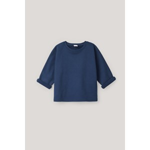 RELAXED JERSEY JUMPER