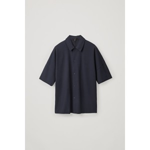 RELAXED SHORT-SLEEVED SHIRT