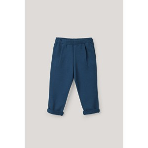 COTTON-JERSEY JOGGERS
