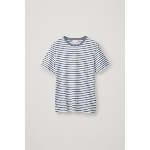 BRETON-STRIPED JERSEY T-SHIRT