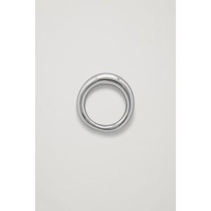 POLISHED-METAL RING