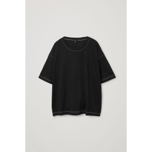 RELAXED ORGANIC COTTON T-SHIRT