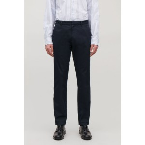 STRETCH-COTTON CHINOS