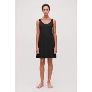 SEAMLESS SLIP DRESS