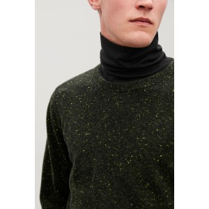 SPECKLED LAMBSWOOL JUMPER