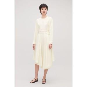 VERSATILE LONG COTTON DRESS