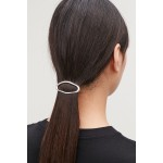 UNEVEN METAL HAIR CLIP
