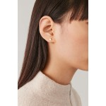 POLYHEDRON STUD EARRINGS