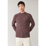 CLASSIC COTTON-WOOL SWEATER