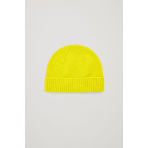 CASHMERE KNITTED HAT