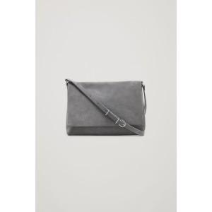 SMALL SOFT-LEATHER SHOULDER BAG