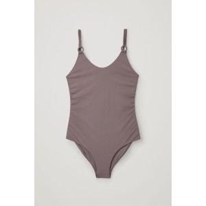 SWIMSUIT WITH O-RING DETAIL