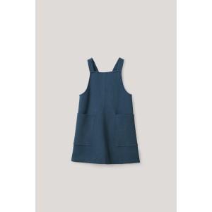 KNITTED COTTON-MIX DRESS