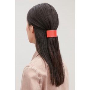 CURVED HAIR BARRETTE