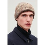 SPECKLED KNITTED HAT