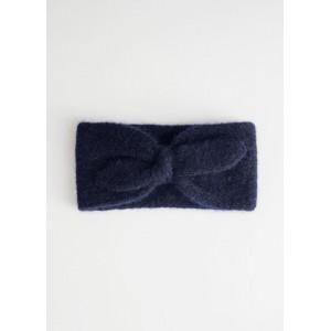 Wool Blend Knit Headband