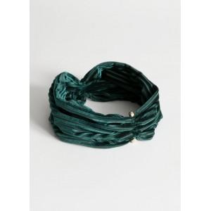 Velvet Stripe Hairband