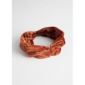 Velvet Striped Hairband