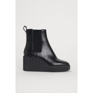 Wedge-heel Boots