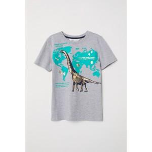 Color-block T-shirt