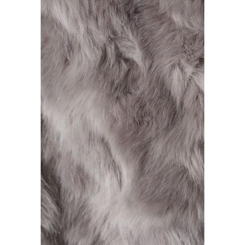 에이치엔엠 Faux Fur Vest