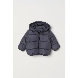 Padded Hooded Jacket
