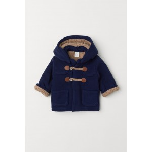 Pile-lined Duffel Coat