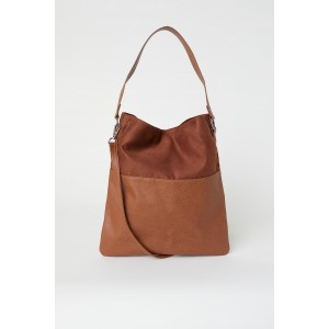 Shopper with Shoulder Strap