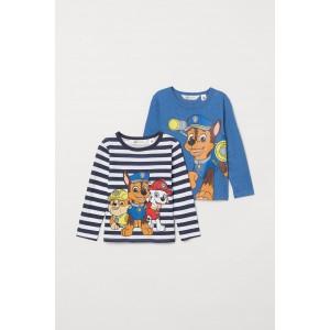 2-pack Printed Shirts