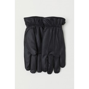 Pile-lined Gloves
