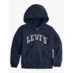 Little Boys 4-7x Levis Zip Front Hoodie