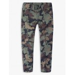 Boys 8-20 Stretch Taper Cargo Pants