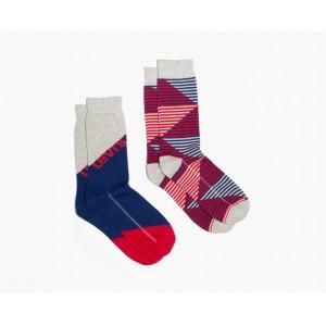 Levis Regular Cut Socks (2 Pack)