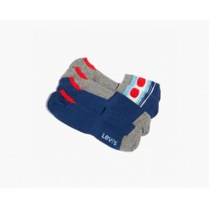 Levis Low Rise Socks (2 Pack)