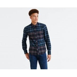Long Sleeve Classic No Pocket Shirt