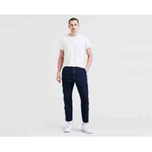 Denim Breakaway Pants