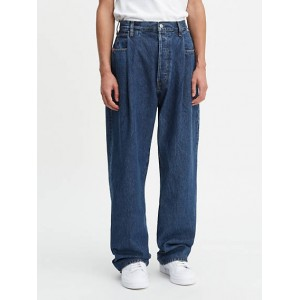 Extra-Wide Straight Selvedge Jeans