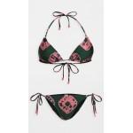 Poppy Mini Tri Bikini Set