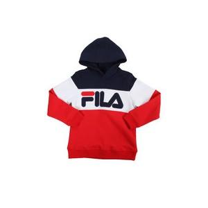heritage color block hoodie (8-20)