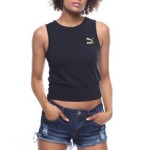 puma fashion crop top