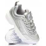 disruptor ii premium metallic sneakers