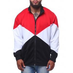 l/s neoprene top hoodie (b&t)