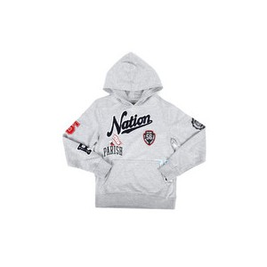 patch work hoodie (4-7)